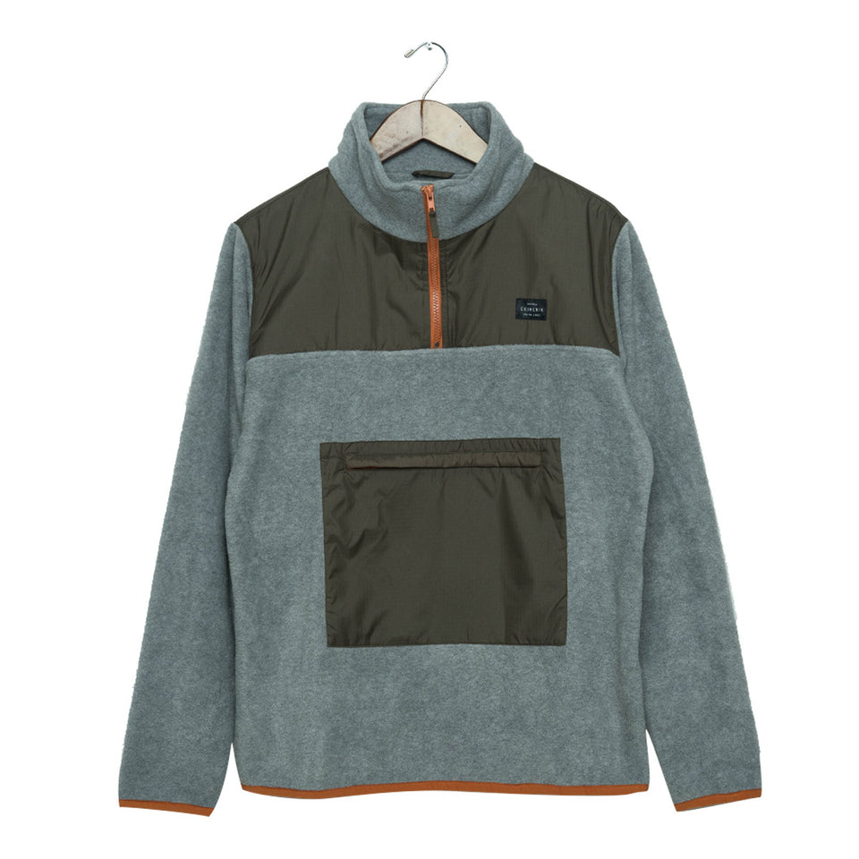 Louie Pullover Polar Fleece