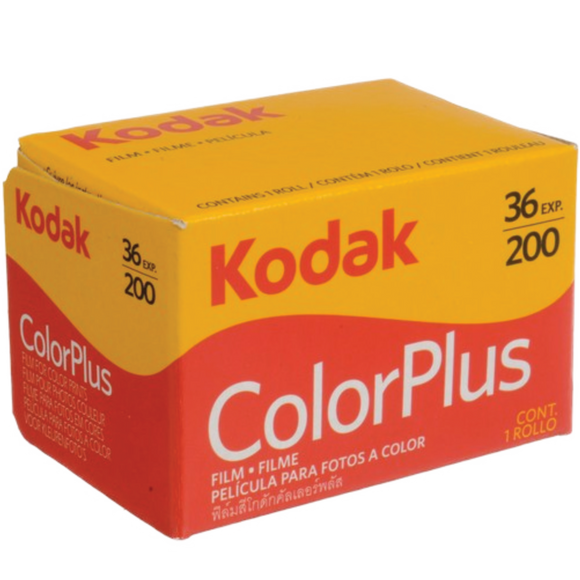 Kodak 135 Roll Film