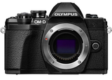 Olympus OM-D E-M10 Kit (Silver and Black)