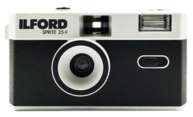 Ilford Sprite 35 Mark 2 Film Camera