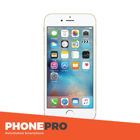 Apple iPhone 6s - Refurbished Excellent