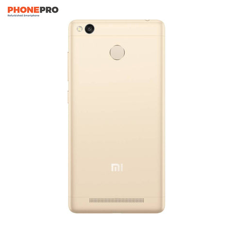 Xiaomi Redmi 3s Prime - Refurbished Superb