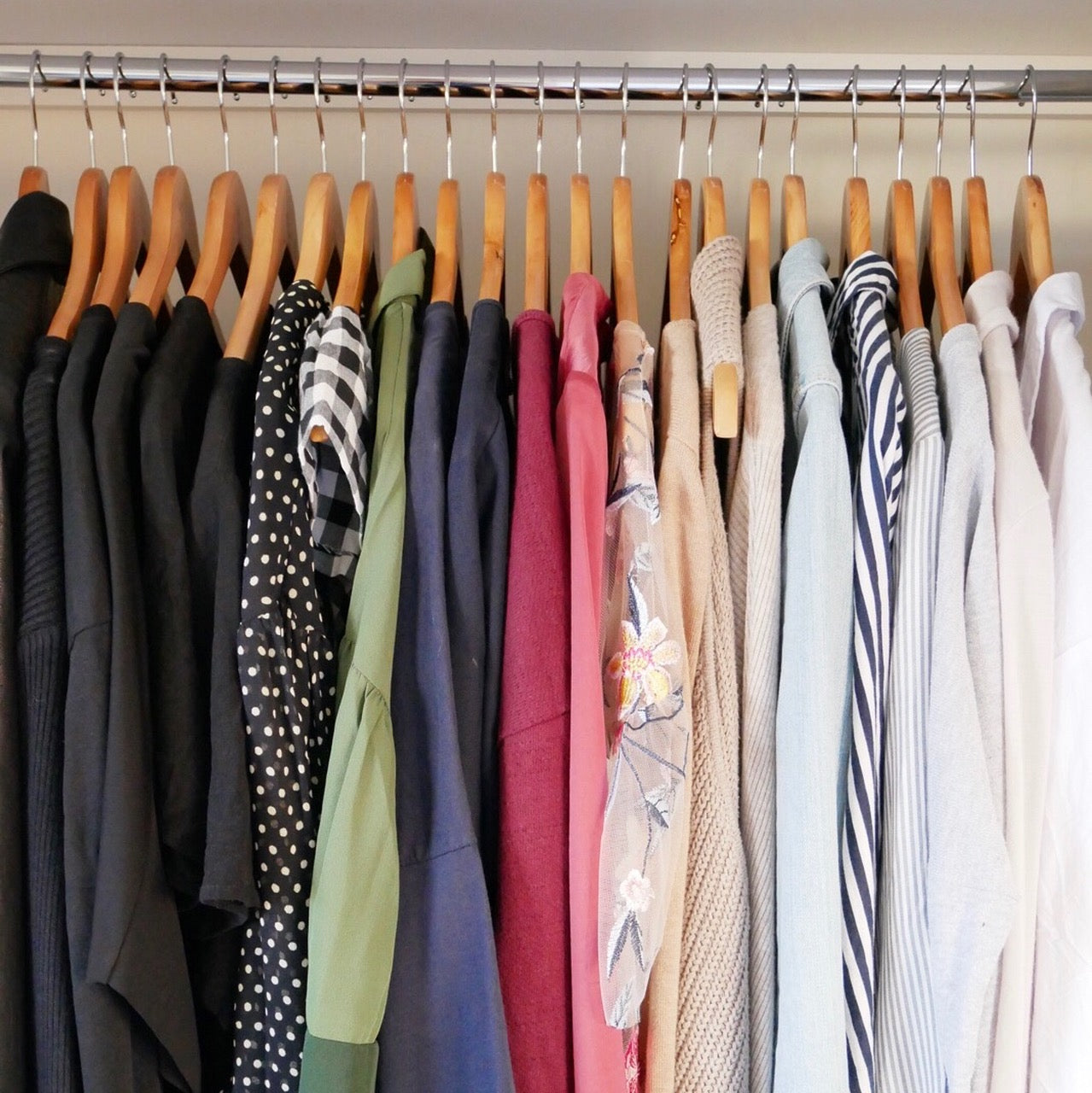 Mindset To Decluttering Your Wardrobe