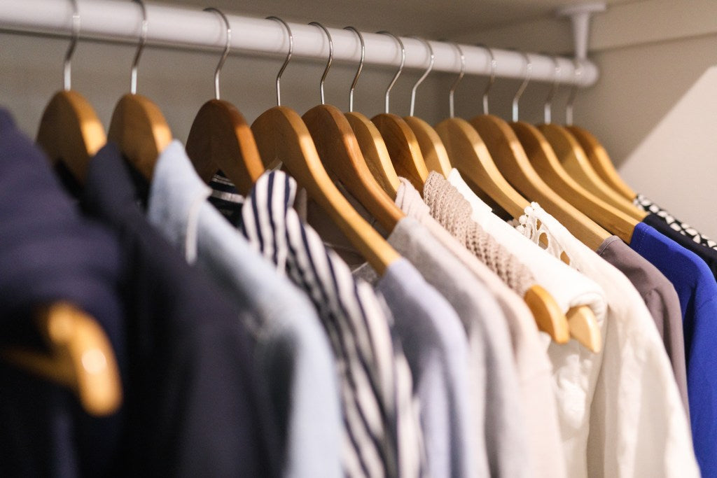 The Organising Platform Wardrobe