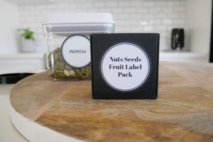NEW TOP Pantry Label PACKS