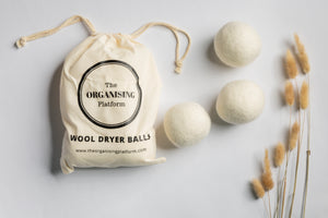 NEW - Wool Dryer Balls