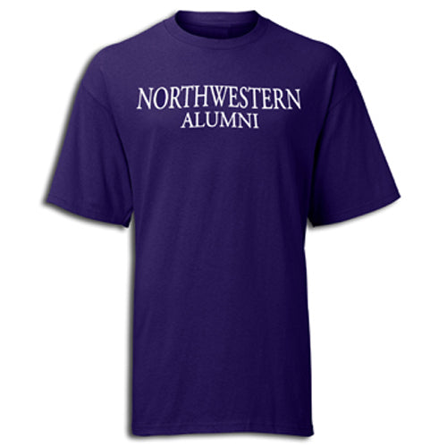 Northwestern Wildcats Northwestern Alumni T-Shirt