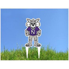 Northwestern Wildcats The Garden Guard