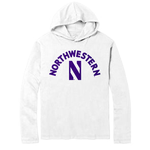 Northwestern Wildcats All-American Hooded Pullover