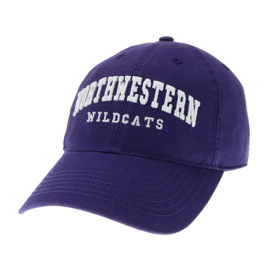 Northwestern Wildcats Classic Cat Cap-Youth
