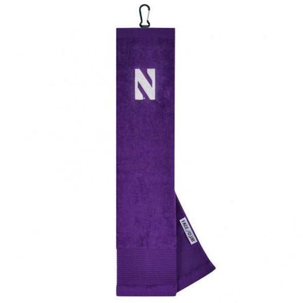 Northwestern Wildcats Golf Towel