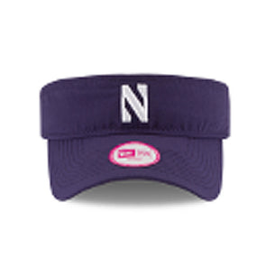 Northwestern Wildcats New Era® Women's Essential Visor