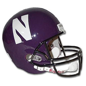 Northwestern Wildcats Replica Football Helmet