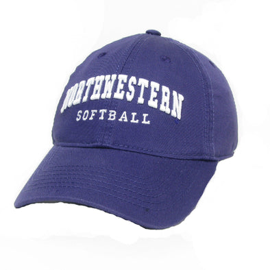 Northwestern Wildcats Softball Hat