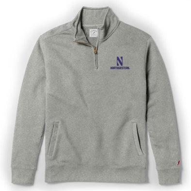 Northwestern Wildcats Men's  Stadium Quarter Zip
