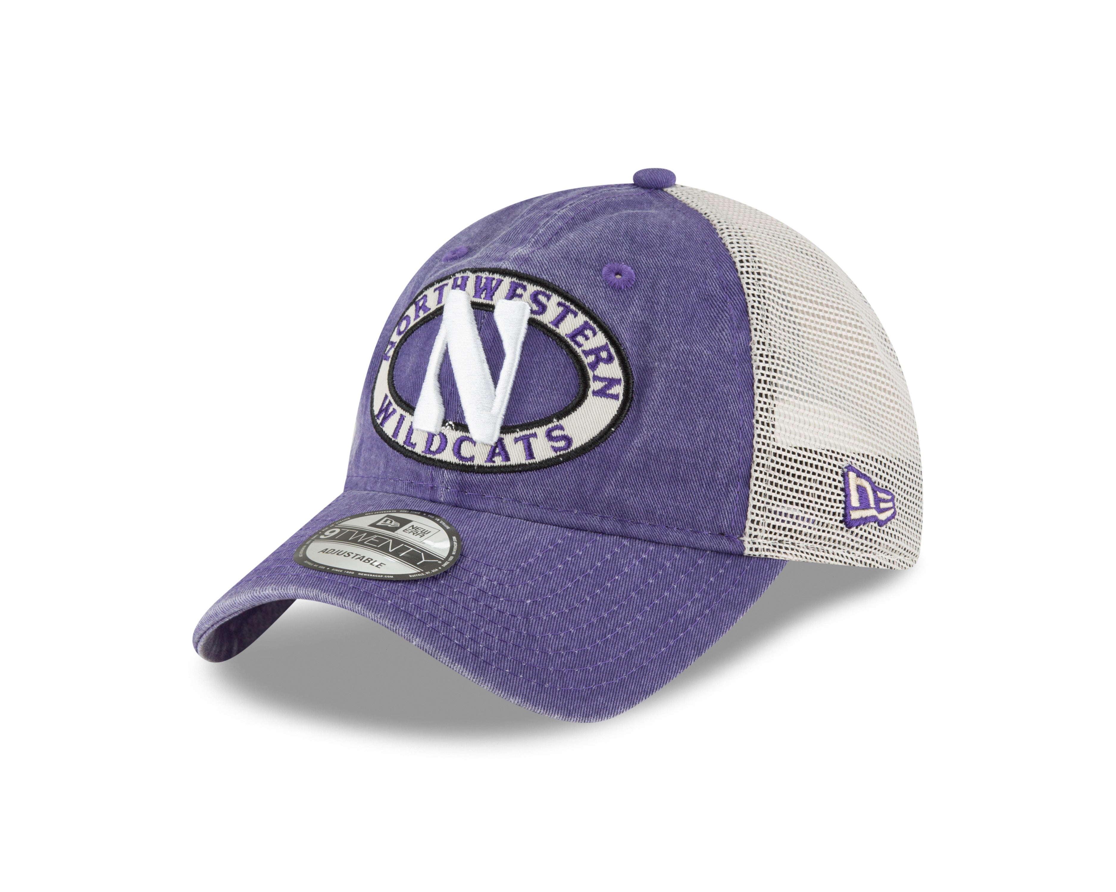 best website 75f53 3f6ad Northwestern Wildcats Patched Cap – Northwestern Official Store