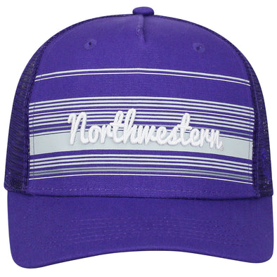 Northwestern Wildcats Malibu Cat Cap
