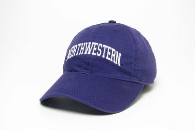 Northwestern Wildcats Classic Arch Youth Cap