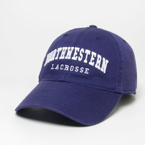 Northwestern Wildcats Lacrosse Hat