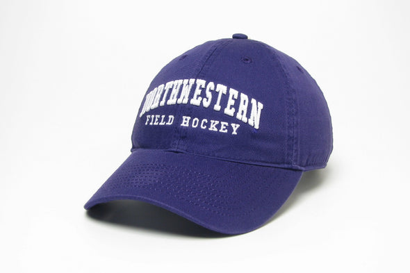 Northwestern Wildcats Purple Field Hockey Hat