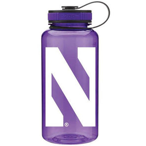 Northwestern Wildcats H2Go Wide Bottle