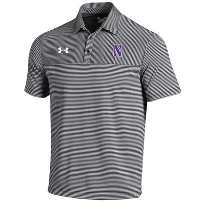 Northwestern Wildcats Under Armour® Clubhouse Polo