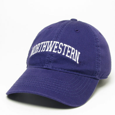 Northwestern Wildcats Classic Arch Hat