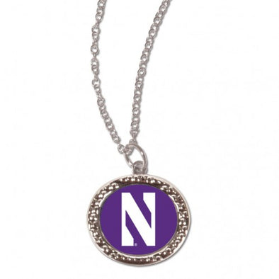 Northwestern Wildcats Necklace