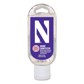 Northwestern Wildcats Hand Sanitizer