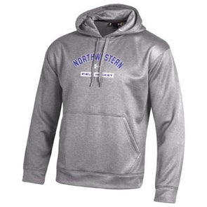 Northwestern Wildcats Under Armour® Grey Field Hockey Hoodie