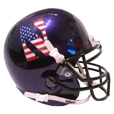 Northwestern Wildcats American Flag Mini Helmet