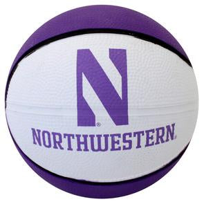 Northwestern Wildcats  Mini Basketball