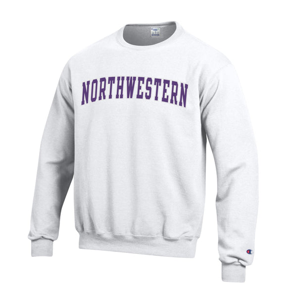 Northwestern Wildcats Champion White Crew