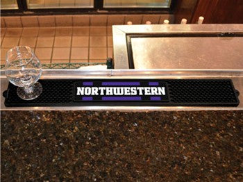 Northwestern Wildcats Drink Mat