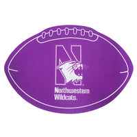 Northwestern Wildcats Football Mouse Pad