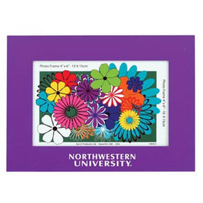 Northwestern Wildcats Prism Horizontal Picture Frame