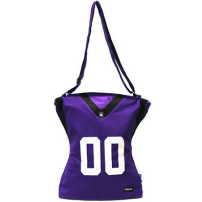 Northwestern Wildcats Jersey T-Shirt Handbag