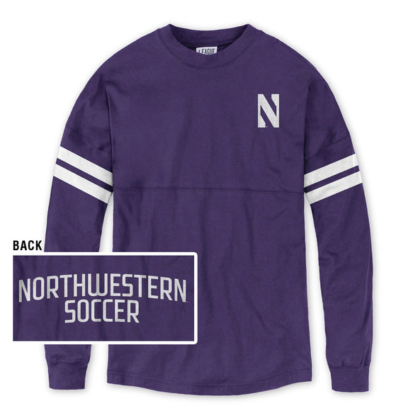 Northwestern Wildcats Women's Soccer Spirit Shirt