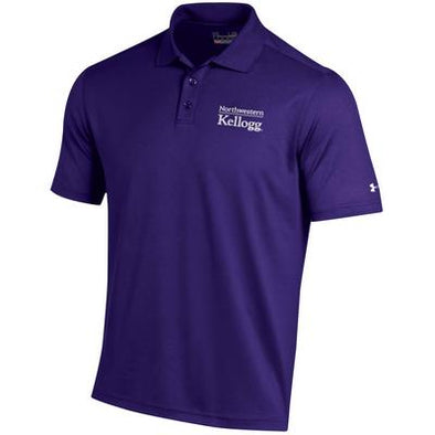 Northwestern Wildcats Kellogg Under Armour Polo