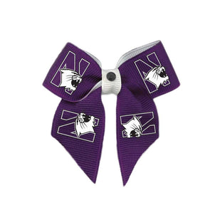 Northwestern University Wildcats Hair Bow For Pets