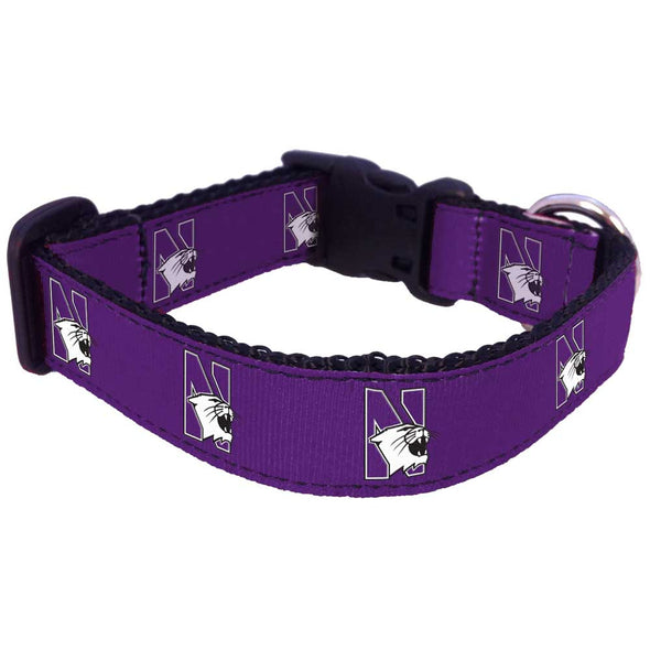 Northwestern Dog Collar