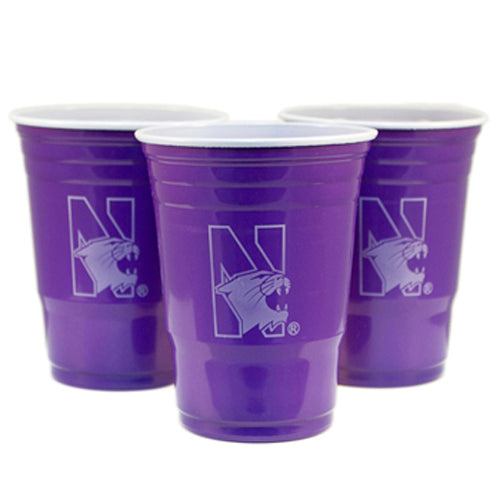 Northwestern Wildcats Gameday Cups