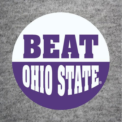 Northwestern Wildcats Beat Ohio State Button