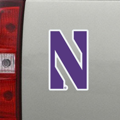 Northwestern Wildcats Mini-Magnet