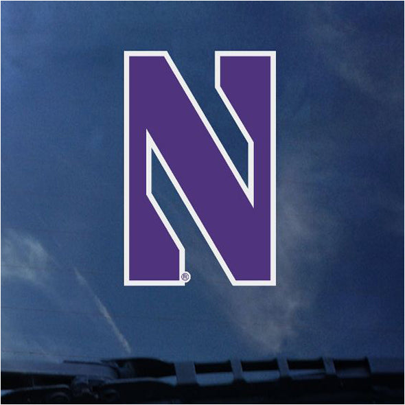 Northwestern Wildcats N All Purpose Magnet