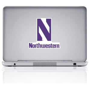 Northwestern Wildcats N Removable Decal