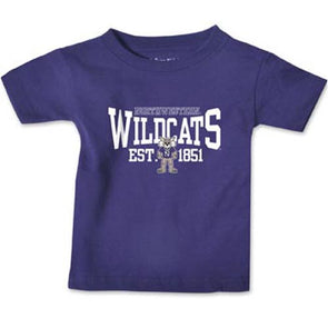 Northwestern Wildcats Infant & Toddler Willie T-Shirt