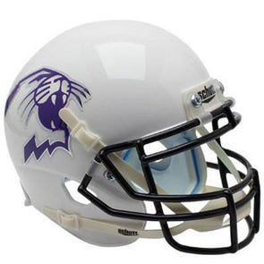 Northwestern Wildcats White Cathead Mini Helmet