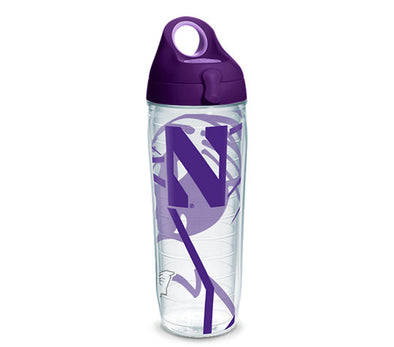 Northwestern Wildcats Genuine Water Bottle