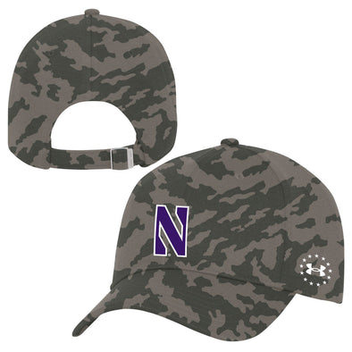 Northwestern Wildcats Under Armour Freedom Hat